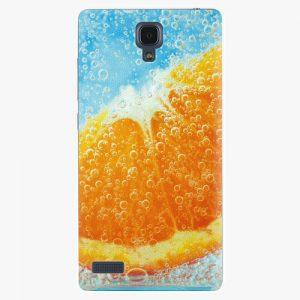 Plastový kryt iSaprio - Orange Water - Xiaomi Redmi Note