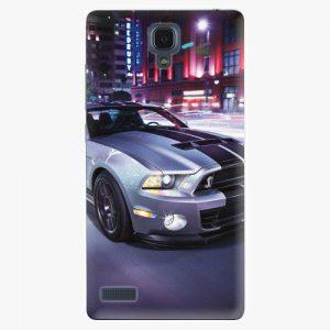 Plastový kryt iSaprio - Mustang - Xiaomi Redmi Note