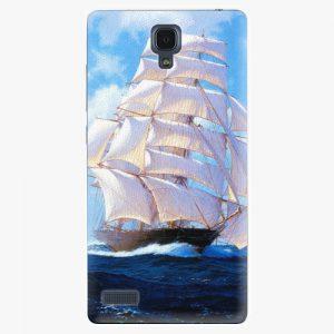 Plastový kryt iSaprio - Sailing Boat - Xiaomi Redmi Note