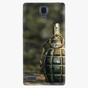 Plastový kryt iSaprio - Grenade - Xiaomi Redmi Note