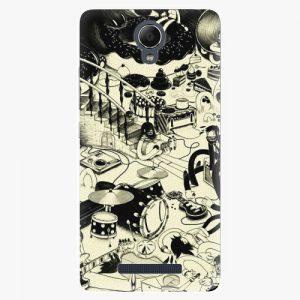 Plastový kryt iSaprio - Underground - Xiaomi Redmi Note 2
