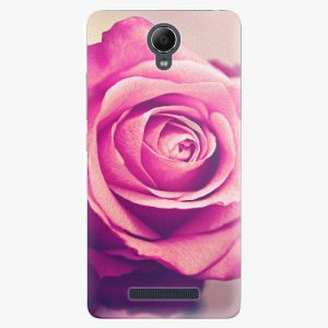 Plastový kryt iSaprio - Pink Rose - Xiaomi Redmi Note 2