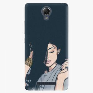 Plastový kryt iSaprio - Swag Girl - Xiaomi Redmi Note 2