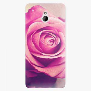 Plastový kryt iSaprio - Pink Rose - HTC One Mini