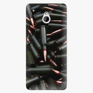 Plastový kryt iSaprio - Black Bullet - HTC One Mini