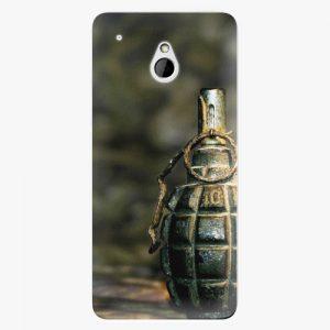 Plastový kryt iSaprio - Grenade - HTC One Mini