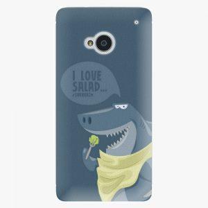 Plastový kryt iSaprio - Love Salad - HTC One M7