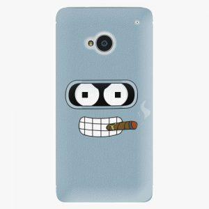 Plastový kryt iSaprio - Bender - HTC One M7