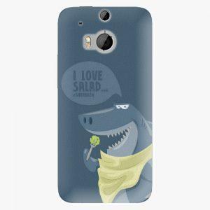 Plastový kryt iSaprio - Love Salad - HTC One M8