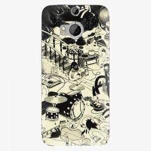 Plastový kryt iSaprio - Underground - HTC One M8