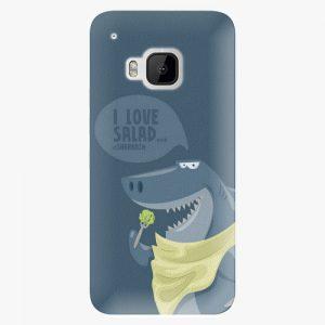 Plastový kryt iSaprio - Love Salad - HTC One M9