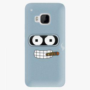 Plastový kryt iSaprio - Bender - HTC One M9