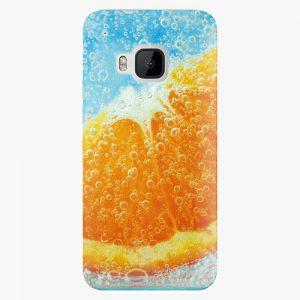 Plastový kryt iSaprio - Orange Water - HTC One M9