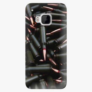 Plastový kryt iSaprio - Black Bullet - HTC One M9