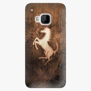 Plastový kryt iSaprio - Vintage Horse - HTC One M9