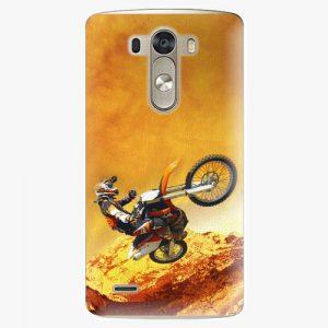 Plastový kryt iSaprio - Motocross - LG G3 (D855)