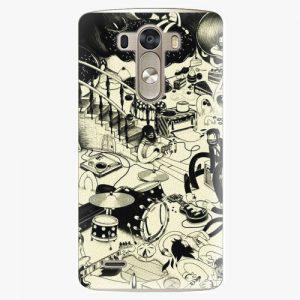 Plastový kryt iSaprio - Underground - LG G3 (D855)