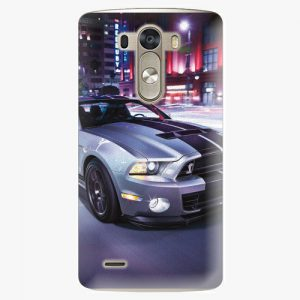 Plastový kryt iSaprio - Mustang - LG G3 (D855)