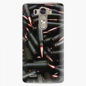 Plastový kryt iSaprio - Black Bullet - LG G3 (D855)