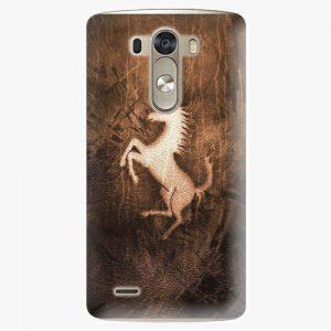 Plastový kryt iSaprio - Vintage Horse - LG G3 (D855)