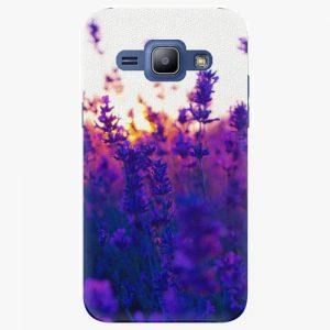 Plastový kryt iSaprio - Lavender Field - Samsung Galaxy J1
