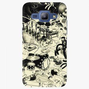 Plastový kryt iSaprio - Underground - Samsung Galaxy J1