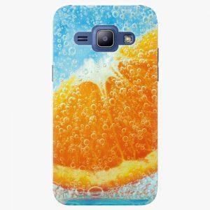 Plastový kryt iSaprio - Orange Water - Samsung Galaxy J1