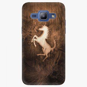 Plastový kryt iSaprio - Vintage Horse - Samsung Galaxy J1