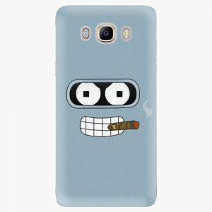 Plastový kryt iSaprio - Bender - Samsung Galaxy J7 2016