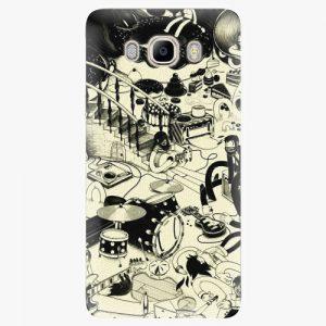 Plastový kryt iSaprio - Underground - Samsung Galaxy J7 2016