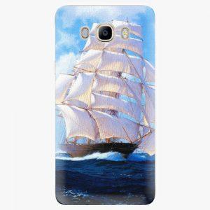 Plastový kryt iSaprio - Sailing Boat - Samsung Galaxy J7 2016