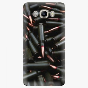Plastový kryt iSaprio - Black Bullet - Samsung Galaxy J7 2016