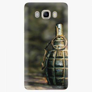 Plastový kryt iSaprio - Grenade - Samsung Galaxy J7 2016