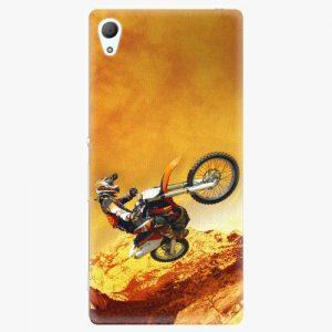 Plastový kryt iSaprio - Motocross - Sony Xperia Z3+ / Z4