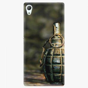 Plastový kryt iSaprio - Grenade - Sony Xperia Z3+ / Z4