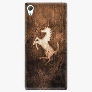 Plastový kryt iSaprio - Vintage Horse - Sony Xperia Z3+ / Z4