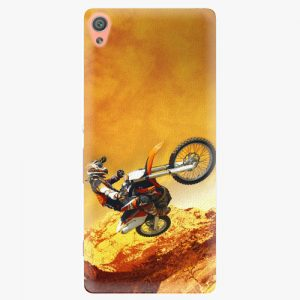 Plastový kryt iSaprio - Motocross - Sony Xperia XA