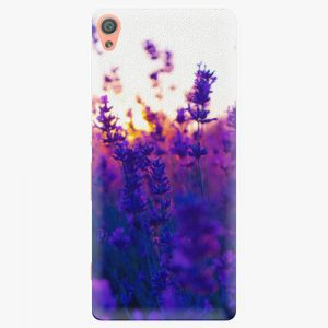 Plastový kryt iSaprio - Lavender Field - Sony Xperia XA