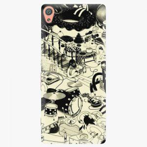 Plastový kryt iSaprio - Underground - Sony Xperia XA