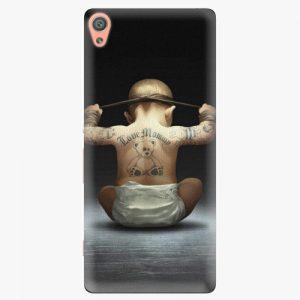 Plastový kryt iSaprio - Crazy Baby - Sony Xperia XA