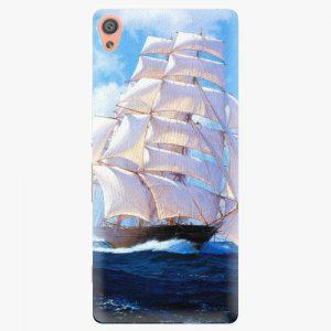 Plastový kryt iSaprio - Sailing Boat - Sony Xperia XA