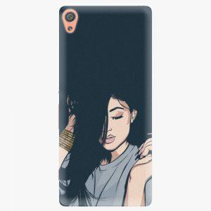 Plastový kryt iSaprio - Swag Girl - Sony Xperia XA