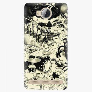 Plastový kryt iSaprio - Underground - Huawei Y3 II