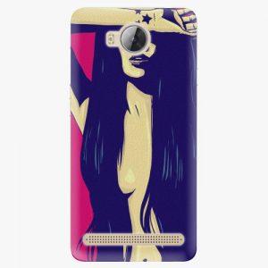 Plastový kryt iSaprio - Cartoon Girl - Huawei Y3 II