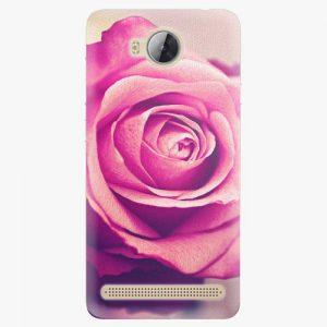 Plastový kryt iSaprio - Pink Rose - Huawei Y3 II