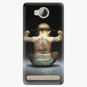 Plastový kryt iSaprio - Crazy Baby - Huawei Y3 II