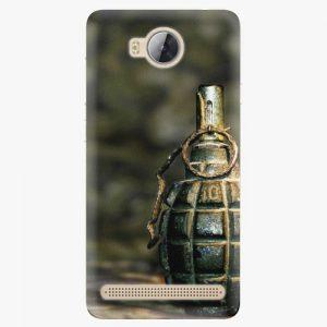 Plastový kryt iSaprio - Grenade - Huawei Y3 II