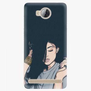 Plastový kryt iSaprio - Swag Girl - Huawei Y3 II