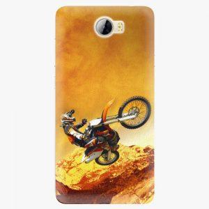 Plastový kryt iSaprio - Motocross - Huawei Y5 II / Y6 II Compact