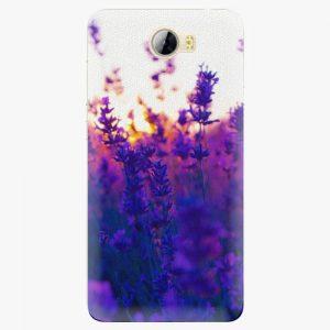 Plastový kryt iSaprio - Lavender Field - Huawei Y5 II / Y6 II Compact
